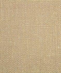 Florida Sand Sultana Burlap Fabric - $5.45 | onlinefabricstore.net