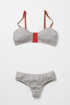 pointelle set • zinke • anthropologie