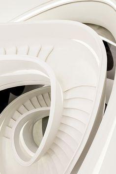 Zaha Hadid Architects Shanghai Showroom pritzker2004zaha hadid, architects, futuristic architecture, architect shanghai, zaha hadid stairs, architecture interiors, shanghai showroom, design, hadid architectur