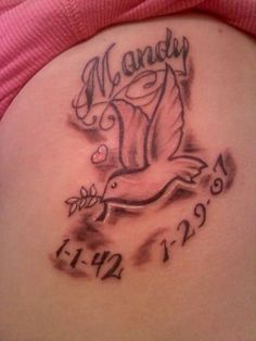 Nice rip tattoo