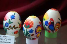 Pisanki - Polish Wycinanki Easter eggs