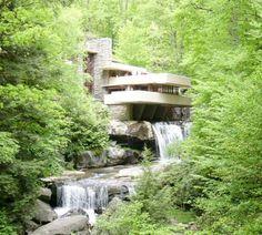 Hermosa arquitectura.. Frank lloyd Wright the best!
