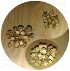 New Quilling Technique Tutorial - Quilled Pine Cones