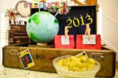 Celebrate New Year's Eve around the world!