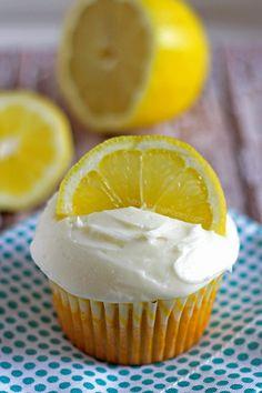 cupcakes, burst cupcak, lemon burst