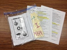 conference at-home packets