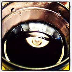 Eye in my drink!