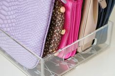 organizing clutches