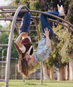 Date night idea: Go to a Playground