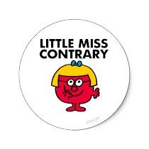 Little Miss Contrary - a tale of three babies, a little too much wee and a child who can't make up her mind...