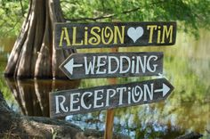 Wedding Signs by TRUECONNECTION