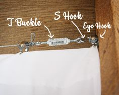 5 Hardware Store Supplies for Custom Room Dividers