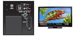 VIZIO E322AR 32-Inch 60Hz Class LCD HDTV with VIZIO Internet Apps (Black)
