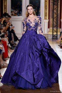 http://www.weddinginspirasi.com/wp-content/uploads/2012/07/zuhair-murad-couture-fall-2012-2013-long-sleeve-blue-ball-gown.jpg  Purple Dress #2dayslook #PurpleDress #lily25789 #watsonlucy723     www.2dayslook.nl