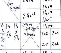 12 x 12 one sheet wonder