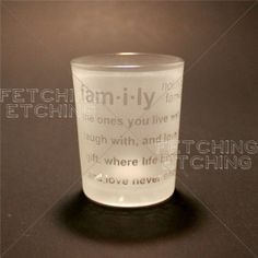 Fetching etching shop by coopinterest on pinterest for Votive candles definition