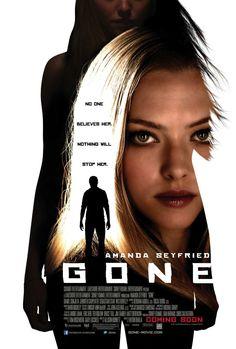 Gone (2012) Poster