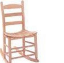 how to recover a rocking chair