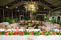 Beautiful reception at the Amy Gately Wedding