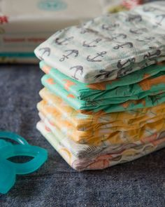 cute eco-friendly diapers from The Honest Company
