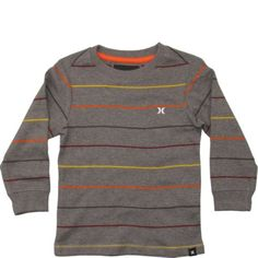 Hurley Baby Waffle Cotton Top