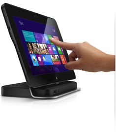 "Dell Latitude 10 tablet::  ** OS: Windows 8  ** Display: 10.1"" IPS (1366 X 768) Wide View Angle LED with Corning® Gorilla® Glass, Supports Capacitive 10 Finger Touch and Optional Wacom Active Stylus  ** Up to 64GB Solid State hard drive  ** Dell Wireless™ 1536C (802.11 a/b/g/n 1X1) and Bluetooth 4.0 LE Combo Card  ** Dell Wireless™ 5565 HSPA+ Mini Card Option  ** Gobi™ 4G LTE Multi-mode (Dell Wireless™ DW5806 for AT, Sprint and  Verizon Wireless) Option7 (Applicable in US only)"