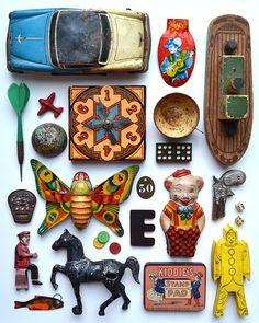 vintage toys...