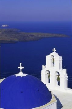 Greece | Blue
