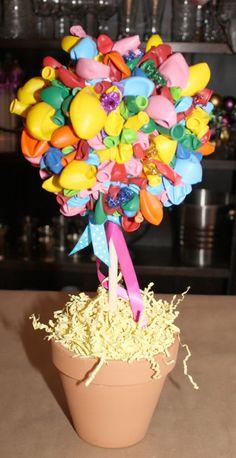 Balloon Topiary Tutorial