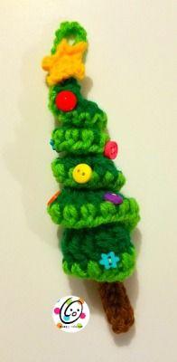 Free crochet tree or
