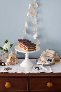 Delicious Bites: Pavé aux Chocolat