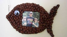 A Father's Day Gift Tutorial - Fisherman's Picture Frame