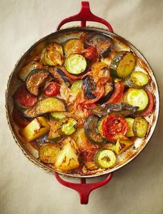 BRIAM 'A delicious Greek vegetable bake'