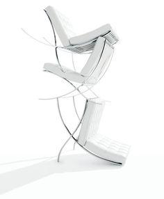 Barcelona Chair - Ludwig Mies Van Der Rohe