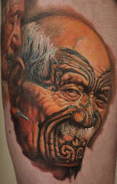 Tattoo By Dmitriy Samohin is from Odesa