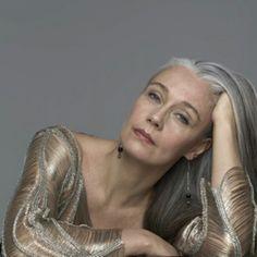 gray hair, grey hair, fashion, age, silver, helenstorey, artist professor, beauti, helen storey