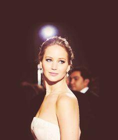 Jennifer Lawrence she's amazing! Love her!!