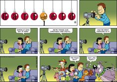 #Garfield on GoComics.com #humor #comics #Christmas