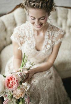 wedding dressses, lace wedding dresses, vintage lace, the dress, gown, white lace, vintage inspired wedding, bride, lace dresses