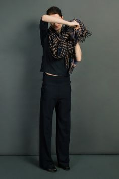 Humanoid FW 14-15 trousers Lead
