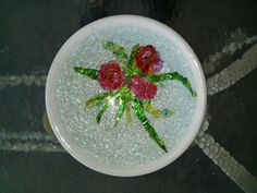 """Broken Is Beautiful"" by JoAnn Laoretti, Mrs Laoretti To You. Tempered Glass Mosaic"