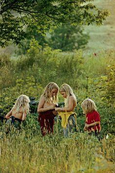 <3 gypsy children