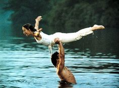 Yes i'm a sucker for Dirty Dancing. This is one of my favourite scenes.