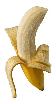 Banana: Mighty energy source with lots of fibers, potassium, vitamin B6 and tryptophan; good for your mood and will keep your muscles and blood going