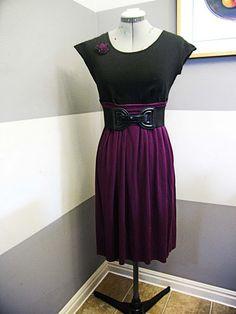 skirt dress diy
