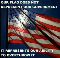 Overthrow the government.