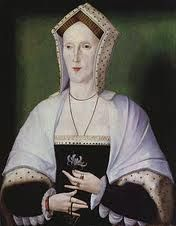 Margaret Pole the Blessed, Countess of Salisbury was an English peeress. She was the daughter of George of Clarence, who was the brother of King Edward IV and King Richard III.