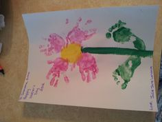 Homemade Mother's Day Cards!!!!
