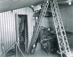 USS Macon Interior: Galley.