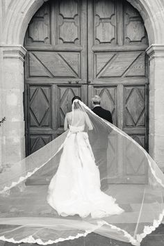 Some Wedding Photography is Iconic. A grand veil shot from Erin Hearts Court -- way at the top of OUR  list!   Photography: Erin Hearts Court  || On Style Me Pretty: http://www.StyleMePretty.com/2012/12/28/california-winter-wedding-from-erin-hearts-court-danielle-ambler/